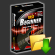 Schule f�r E-Bass als Download f�r Anf�nger mit Videos, Audios, Midis und interaktiven Funktionen