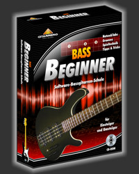Bass-Lern-Software Bass Beginner